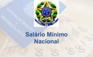 Salário Mínimo Nacional