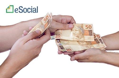 restituição do eSocial
