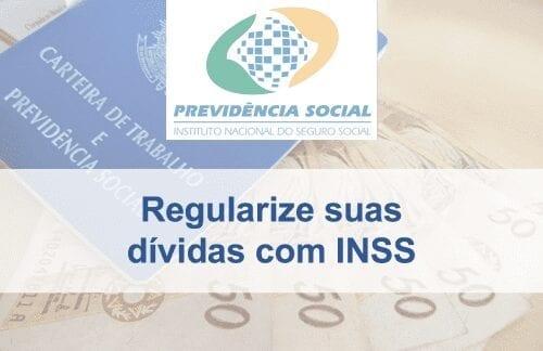 Empregador poderá regularizar as dívidas com o INSS