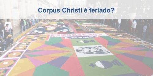 NOLAR feriado Corpus Christi