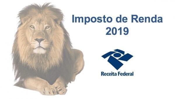 Declaração de IRPF 2019